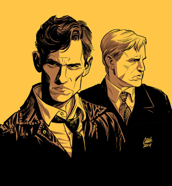 HBO's True Detective Facts, Photos, Quotes, Art, Parodies and Links.