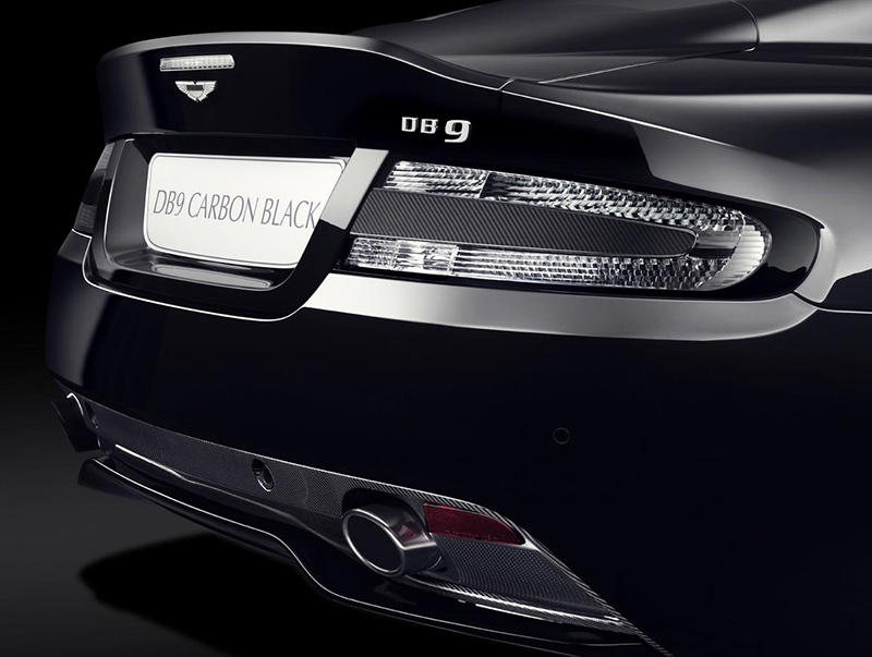 db9carbon black rear IIHIH