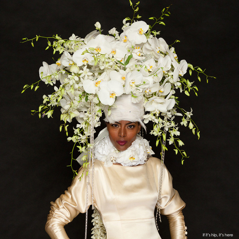 These Incredible Floral Hats Amp Headdresses Put Easter