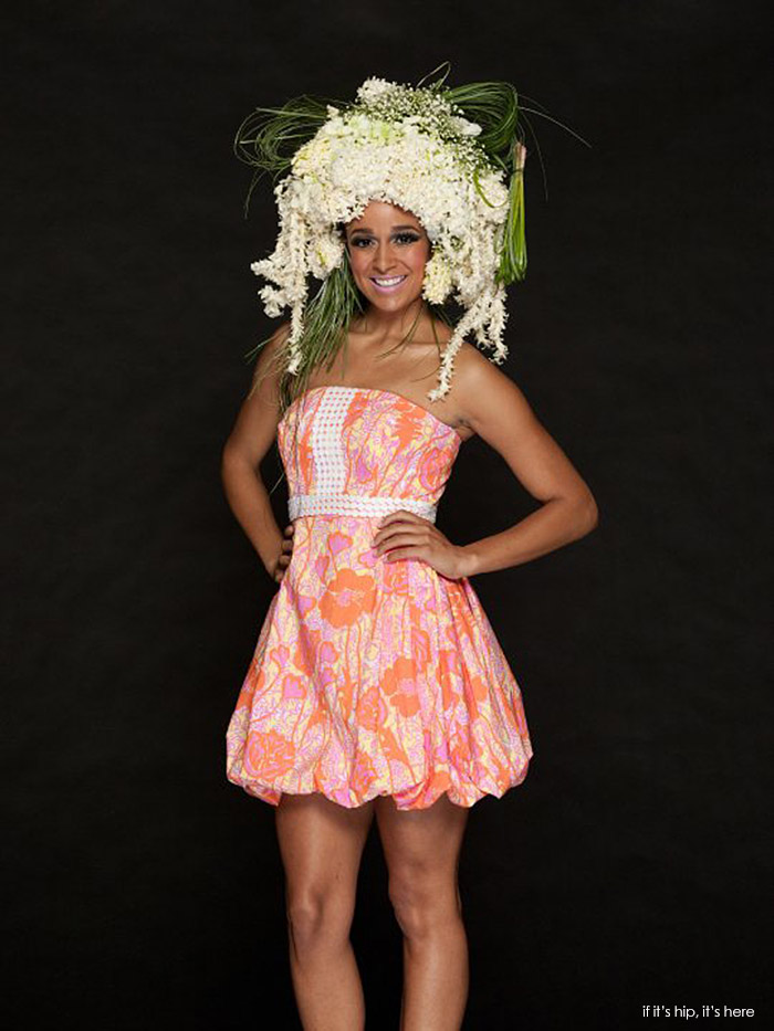 Lilly Pulitzer in collaboration with Cote Fleurie Studio IIHIH