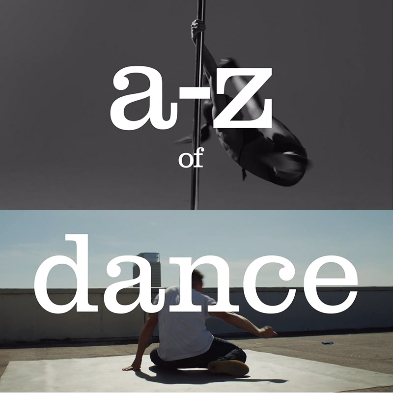 a-z of dance hero alt IIHIH