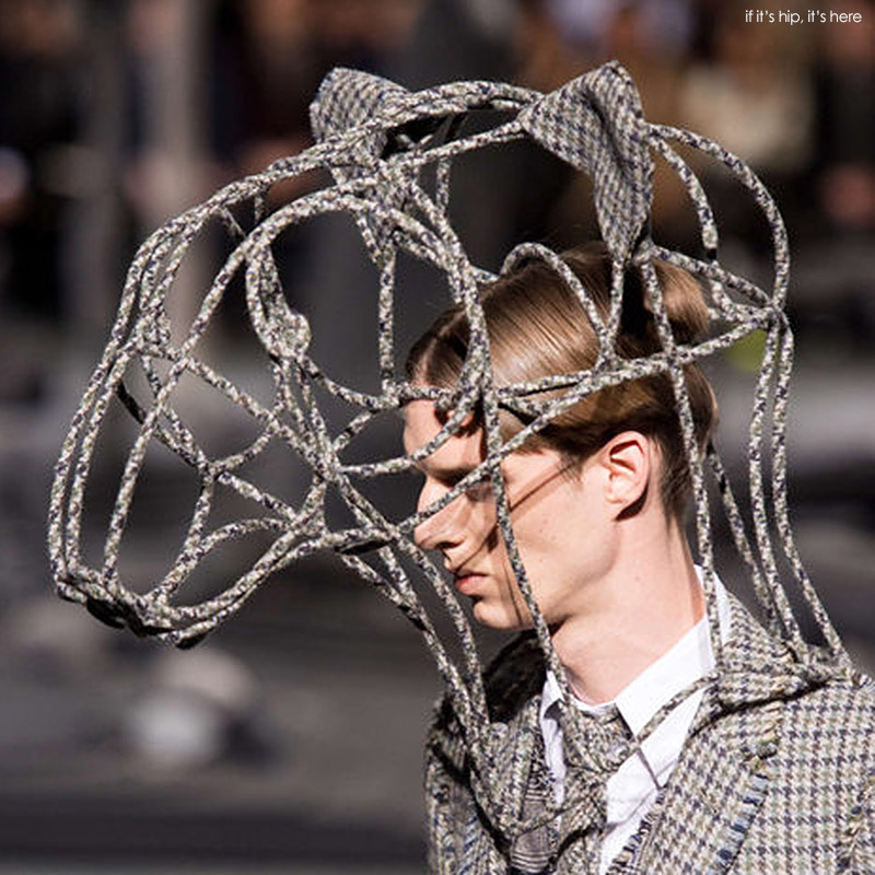 thom browne FW mens hats 9 IIHIH
