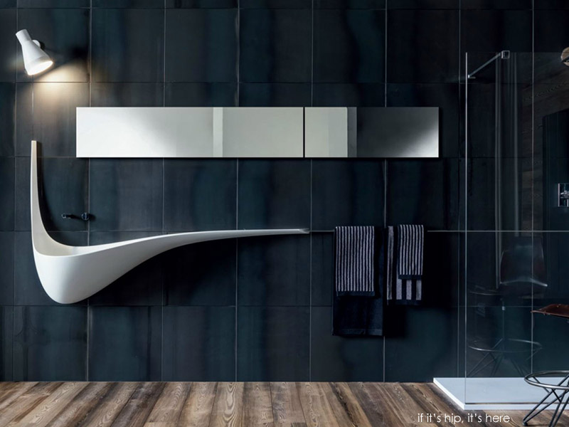The Falper Wing Sink By Ludovico Lombardi If It S Hip