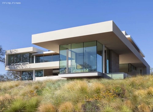 Read more about the article The Retrospect Vineyards Residence by Swatt | Miers Architects.