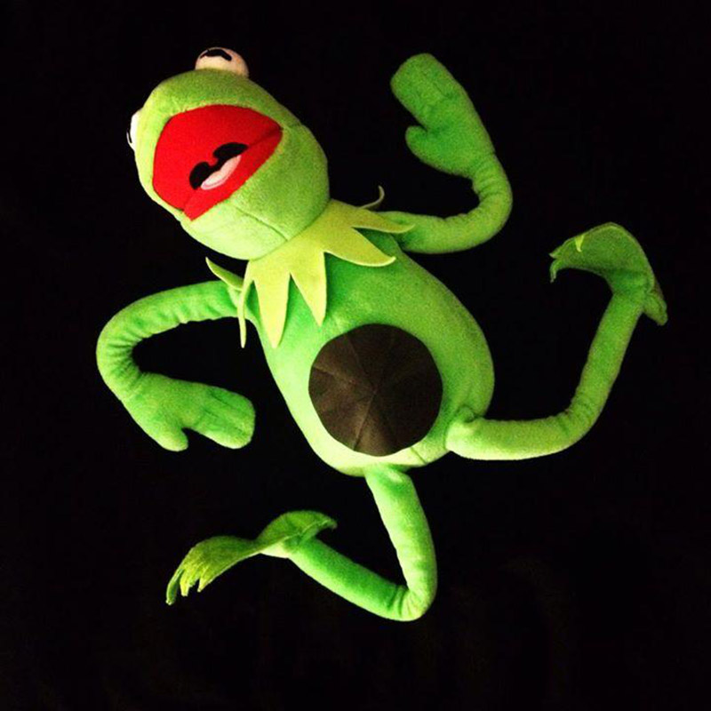 Kermit in Death Becomes her