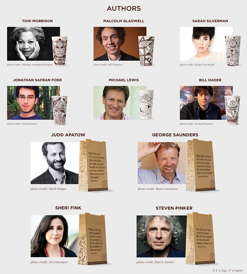 chipotle cultivating thought authors ganged IIHIH