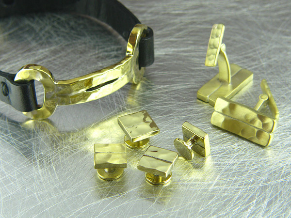 forged collection gold Jan D IIHIH