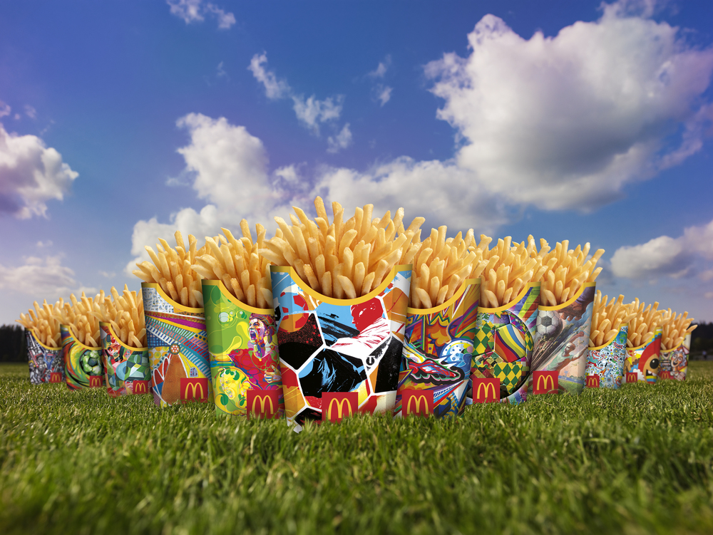 McDonald's Marketing for the 2014 World Cup