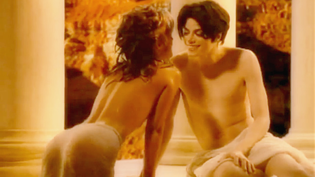 mj_not_alone video with lisa marie presley