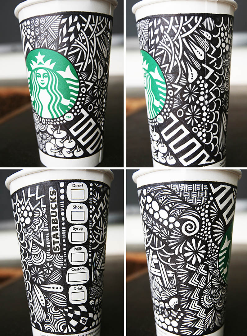 design at starbucks Handcrafted art is human and beautiful it's a gift to those who share it with us—we thank you | see more ideas about starbucks cup art, starbucks coffee and coffee art.