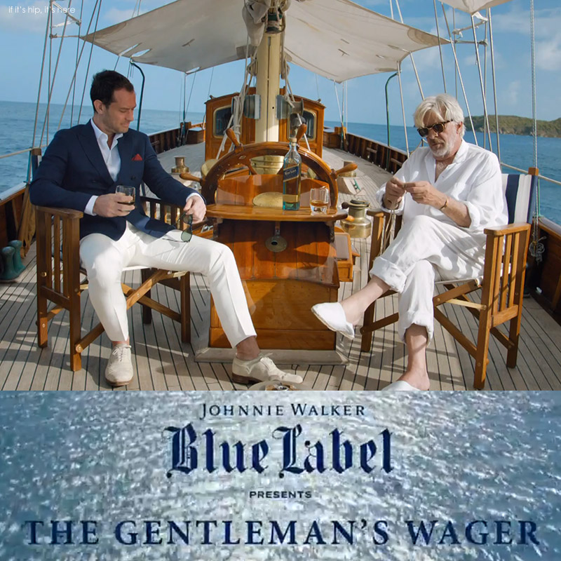 The Gentleman's Wager