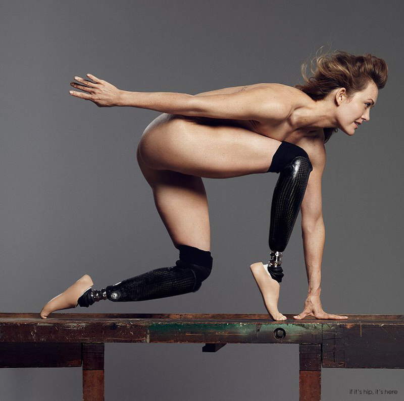 Snowboarder and Paralympic Medalist Amy Purdy by Paolo Kudacki IIHIH