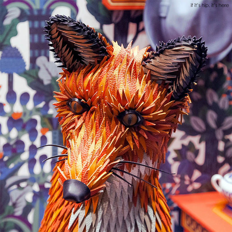 zim and zou foxes den window display hermes2 IIHIH