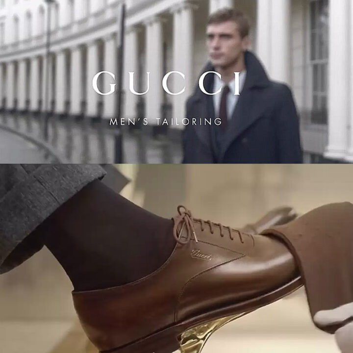 A Nice Short from Gucci: The Director's Cut of Men's Tailoring