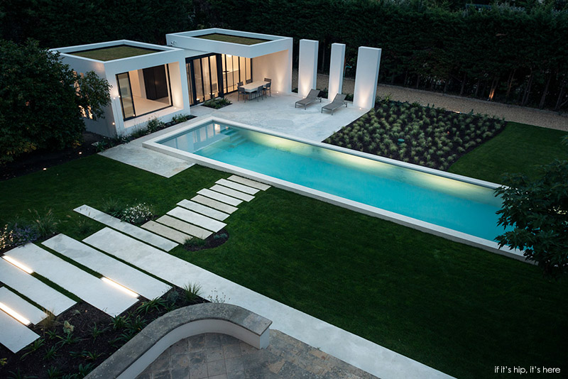 pool house architecture