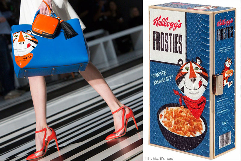 Cereal-Inspired Clutches and Bags by Anya Hindmarch