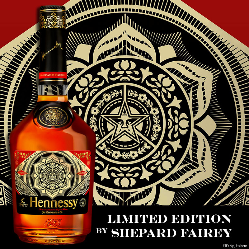 Shepard Fairey for Hennessy