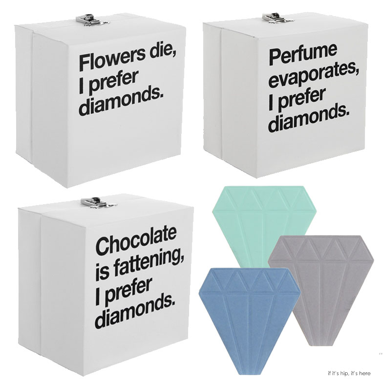 Papelaria Diamond Note Pads