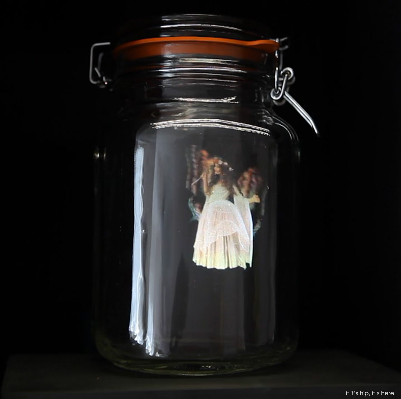 jam jar fairy hero IIHIH