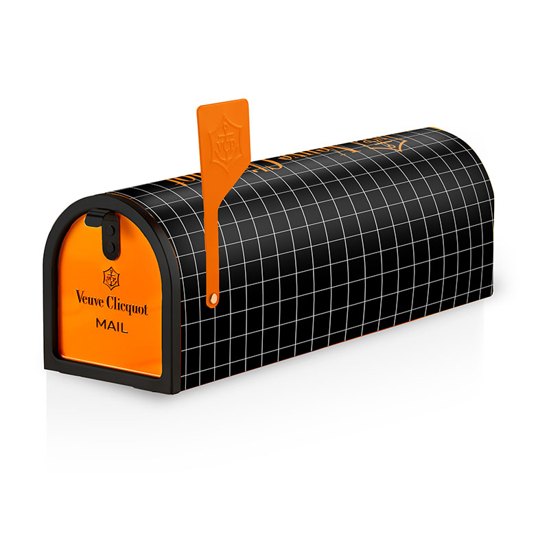 ... Clicquot Re-Creation Awards - Mailbox Edition - if it's hip, it's here