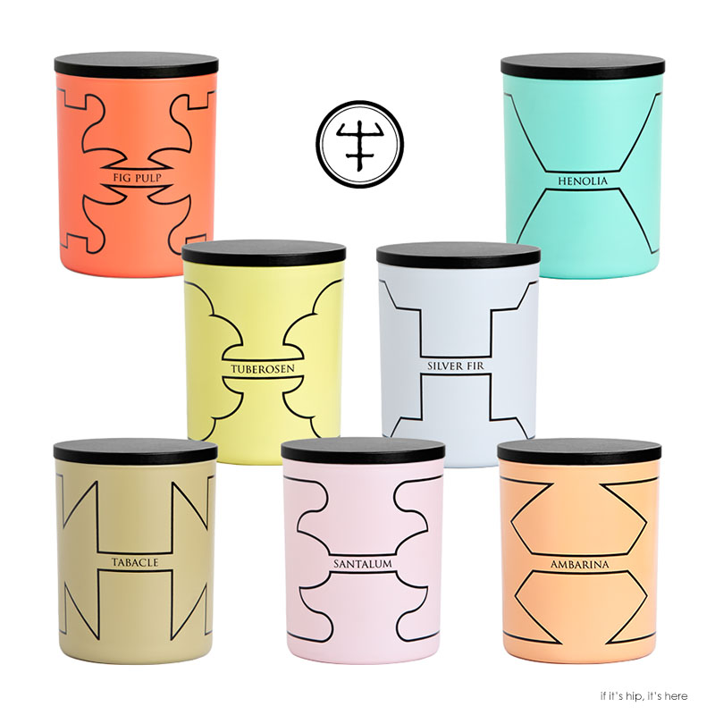 Oliver & Co Candles