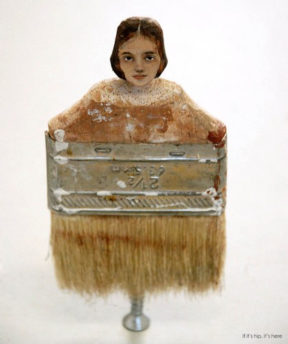 Read more about the article Paintbrush Portraits by Rebecca Szeto