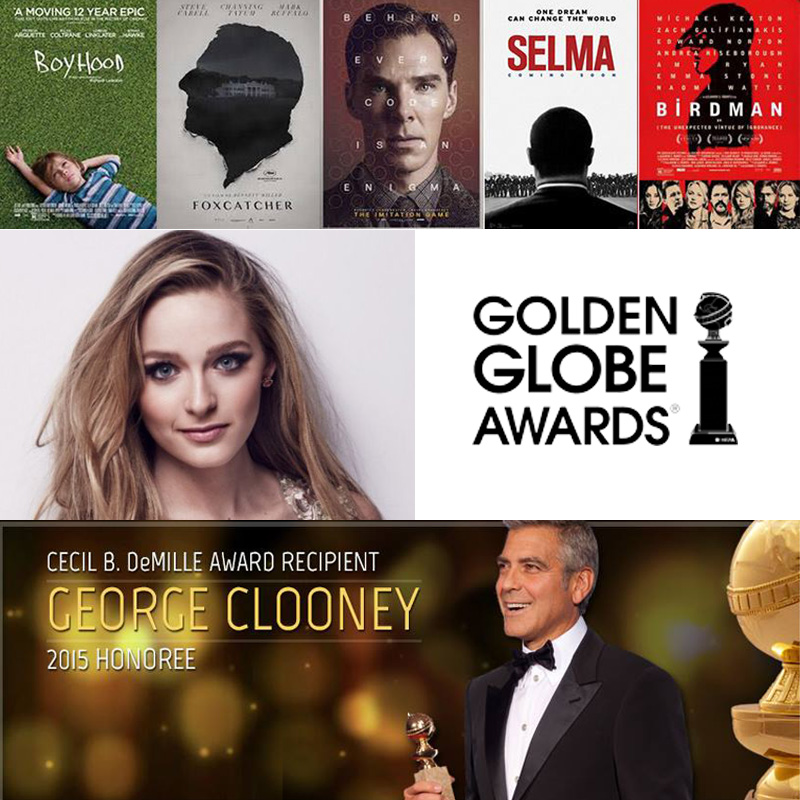 Guide To The 72nd Golden Globes