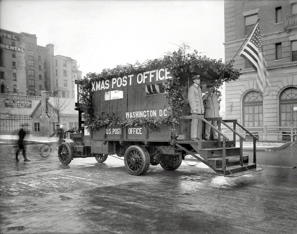 20 Great Vintage Christmas Photos From The Early 1900s
