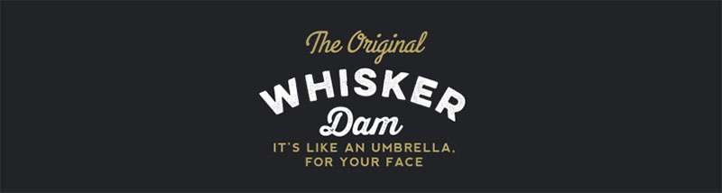 whiskerdam logo type and tag
