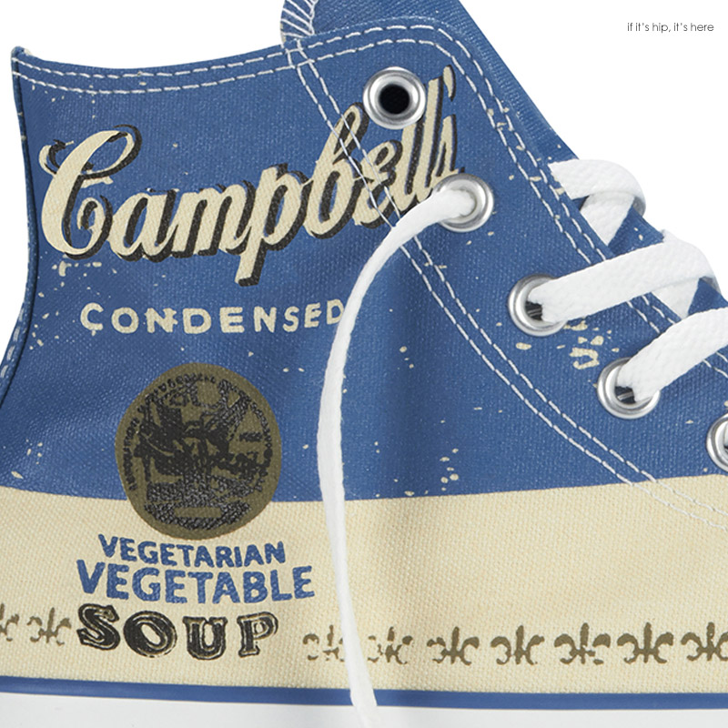 The Converse Chuck Taylor All Star Andy Warhol Collection | If ...