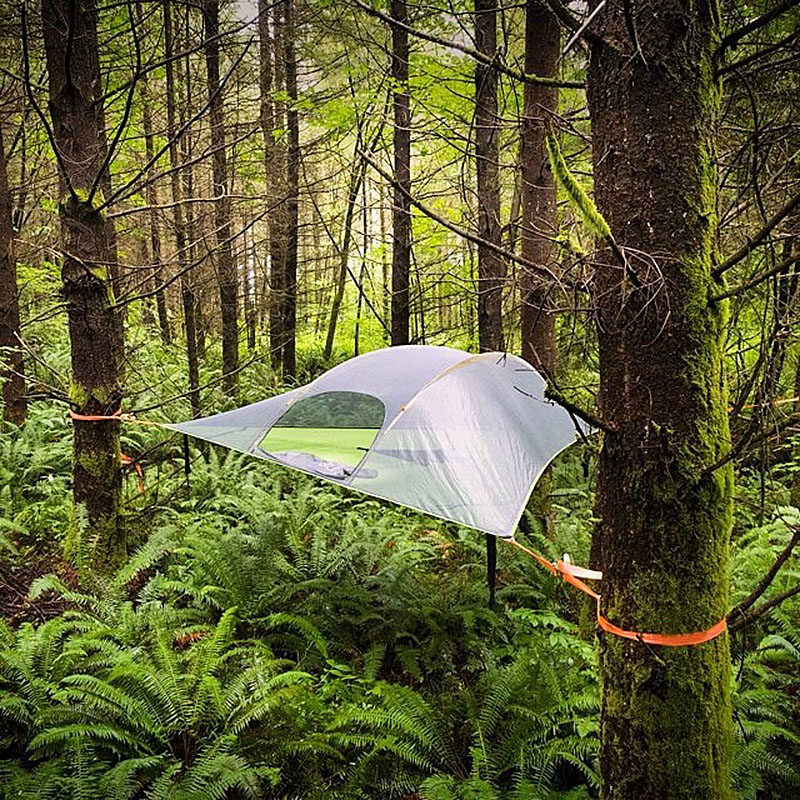 Tent With Shelter Trees : Tentsile tree tents take camping to a new level if it s