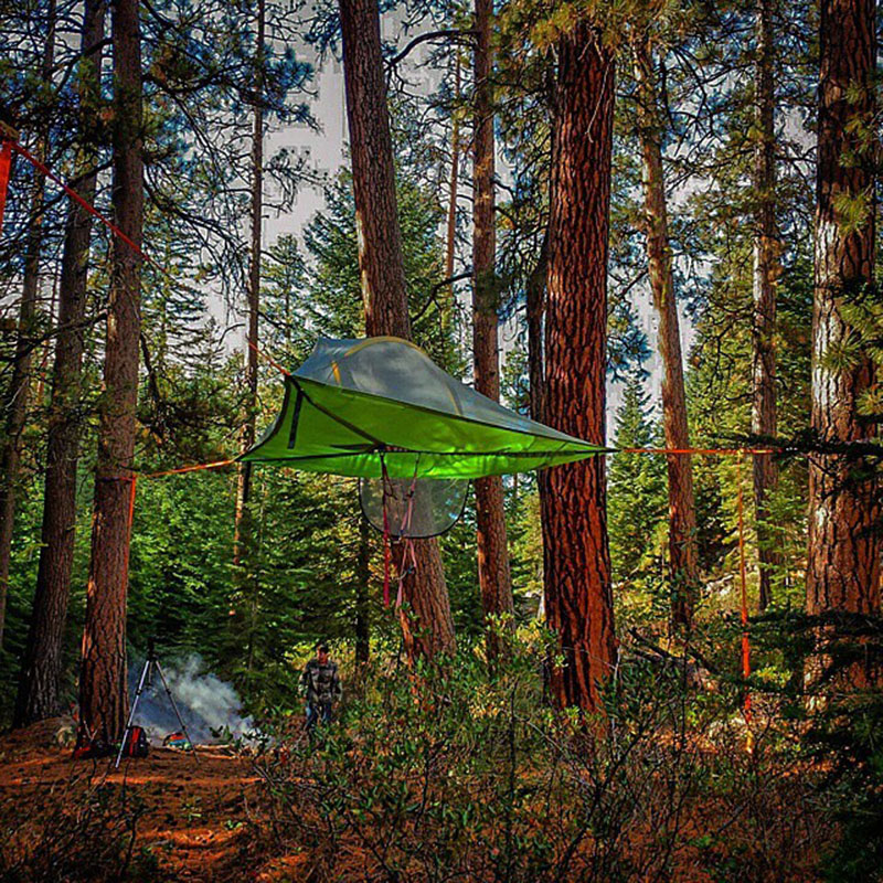 Tentsile Tree Tents Take Camping To A New Level If It S