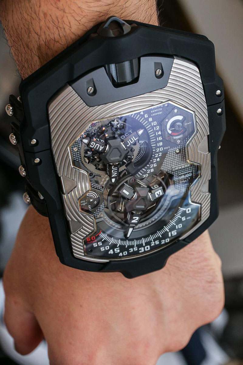 Best of Baselworld 2019: Luxury watches from Breitling ...