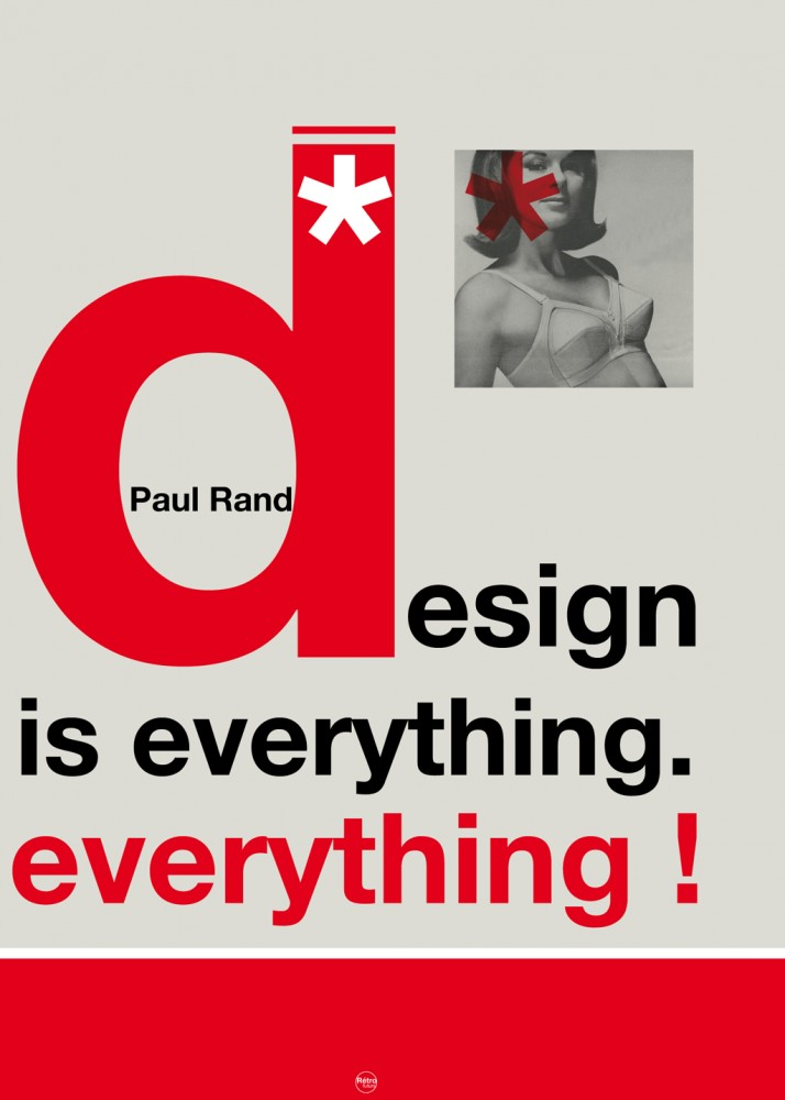 how the work of paul rand changed american design