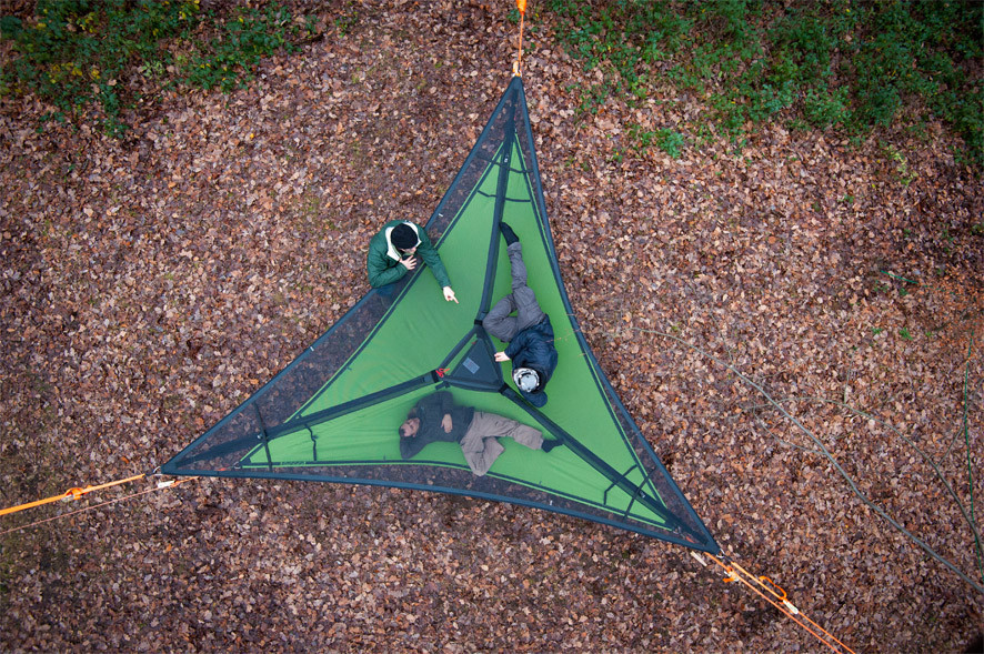 Tentsile Tree Tents Take C&ing To A New Level - if itu0027s hip itu0027s here : tentsile tent hammock - memphite.com