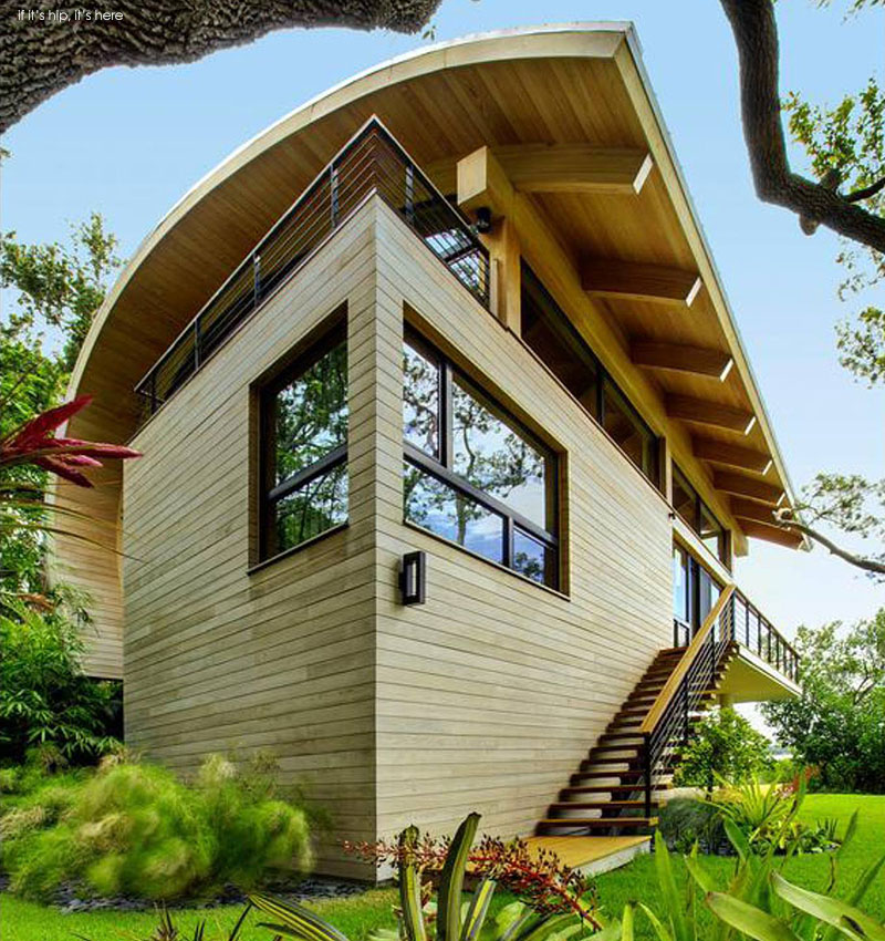 Award Winning Small House: Award Winning Guest House In Florida By Sweet Sparkman