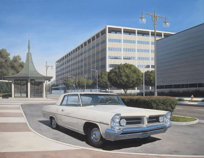 paintings of los angeles in the 60s