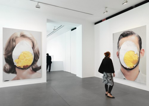 Read more about the article Not Eggsactly Your Typical Easter Art: Urs Fischer