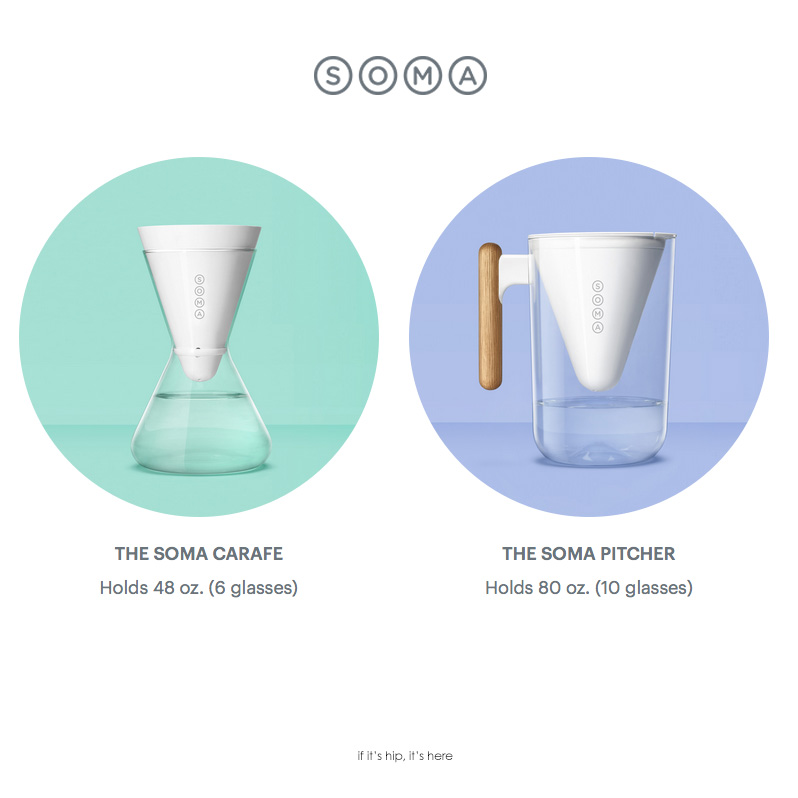 Soma Launches A New Well Designed Eco Friendly Filtered