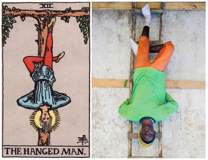 GT The hanged Man