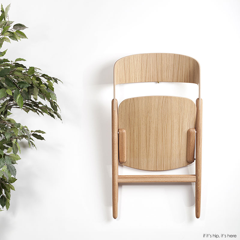 Finally A Folding Chair You Can Be Proud To Bring Out