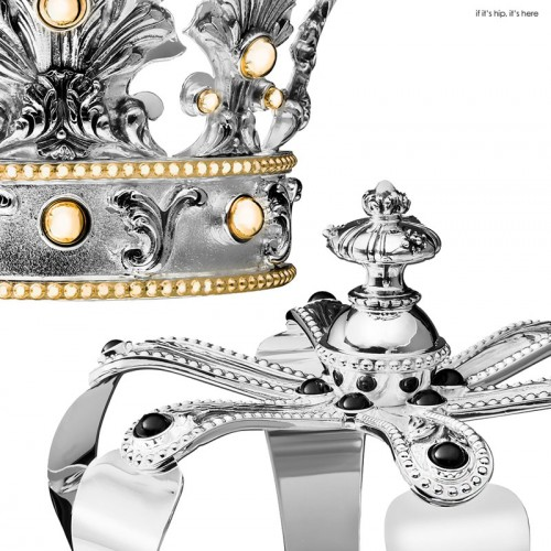 Read more about the article Screw The Tiara, I'll Take One of Martyn Bullard's Silver Kingdom Crowns.