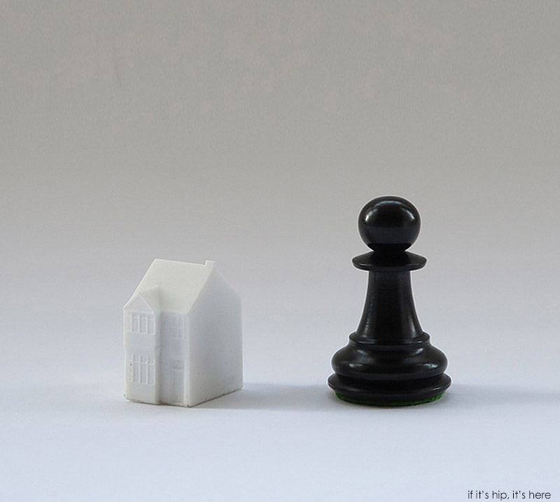 chess sets fpr designers