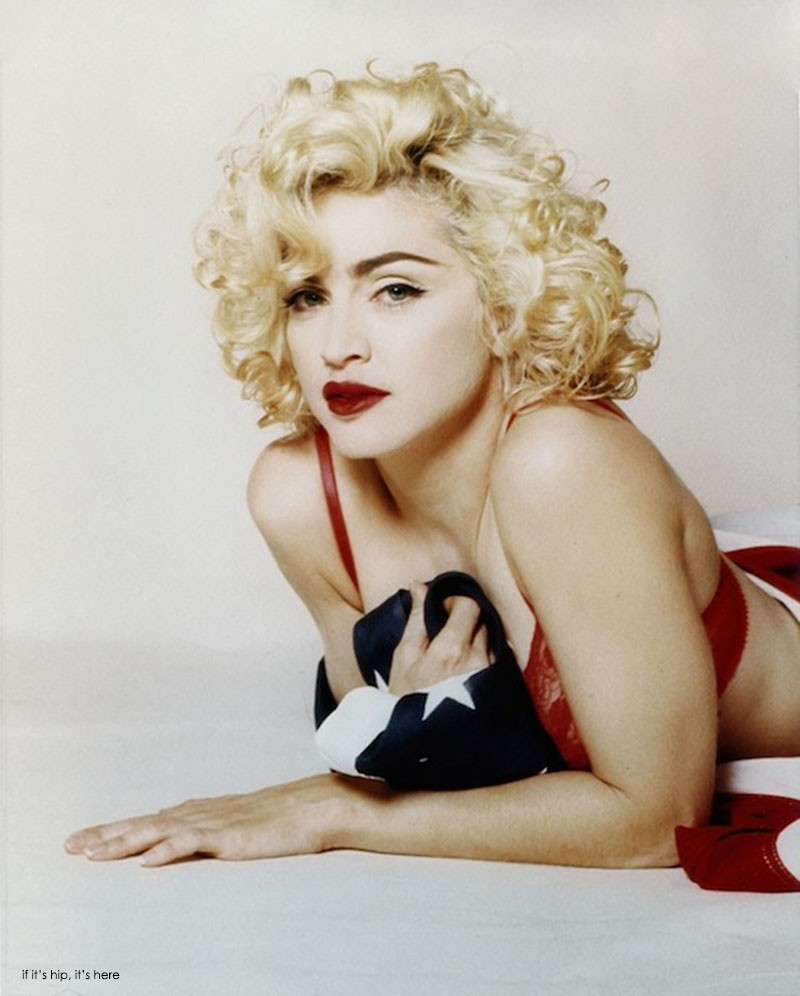 Madonna: (for Rock The Vote, 1990)