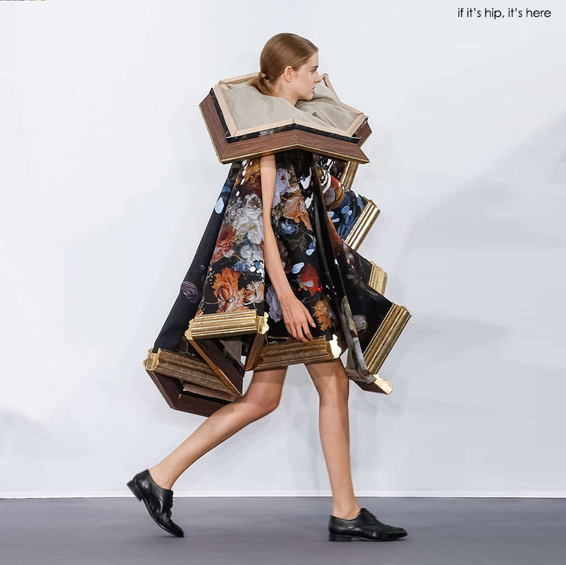 Viktor and Rolf 2015 Fall Winter Couture
