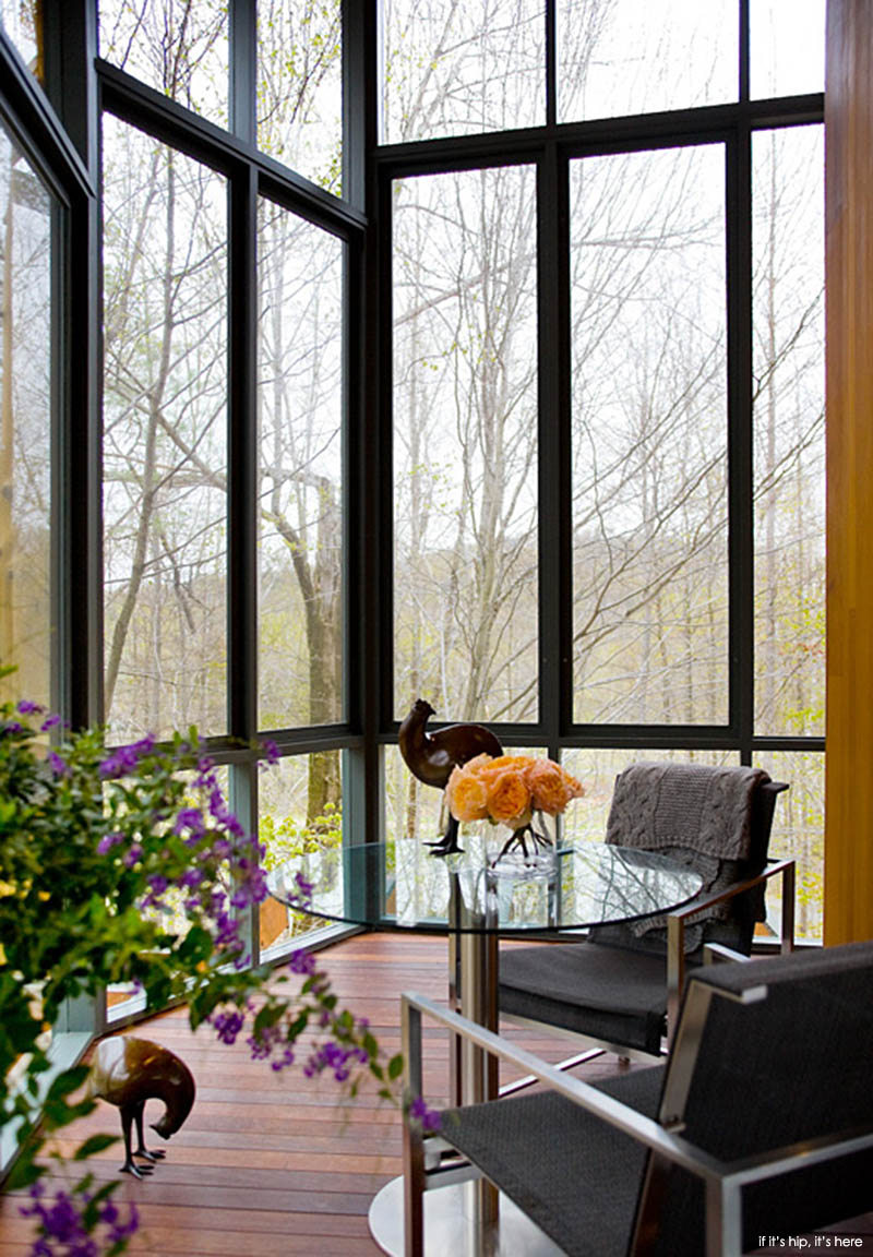 Romance in Vermont: The Aviary Loft Cottage At Twin Farms ...