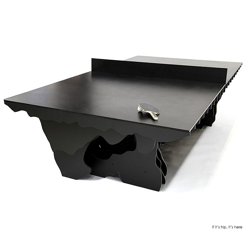 Slice Ping Pong Table