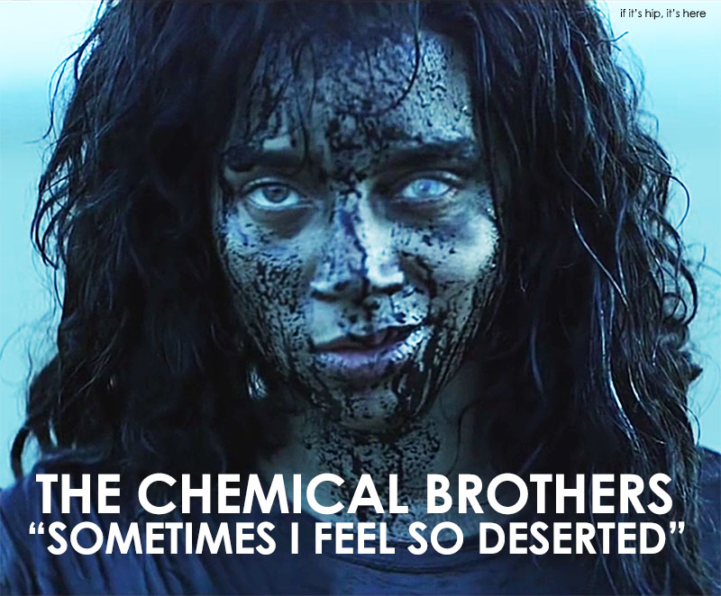 chemical brothers I feel so deserted video