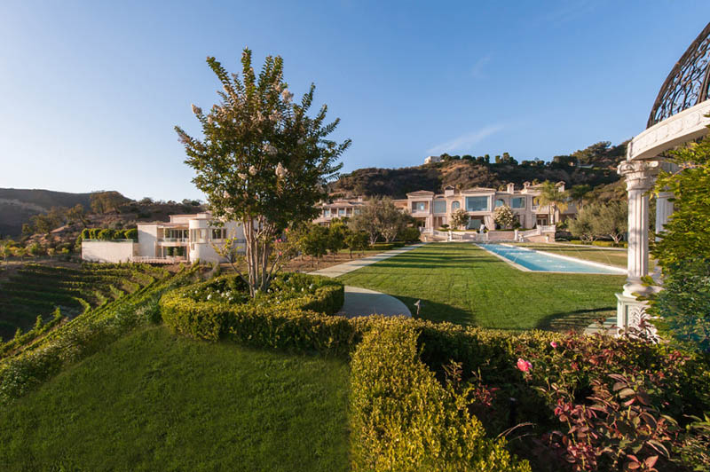 America S Most Expensive Home For Sale Palazzo Di Amore