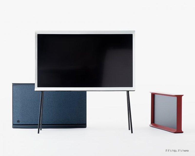 A New Samsung TV for Design Lovers: The Serif TV by the ...